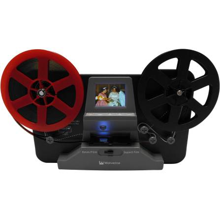 wolverine movie scanner 8mm