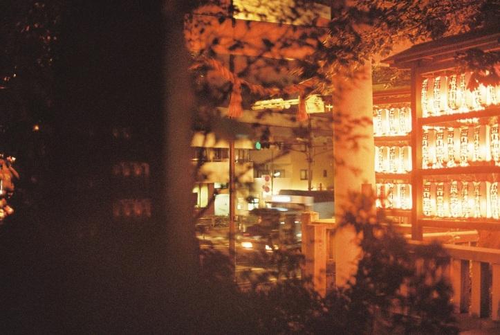 Poor quaity night photo by FlorentE .