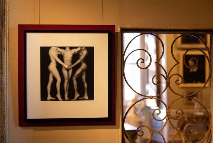 Mapplethorpe Gallerie Nazionali di Arte Antica (1)