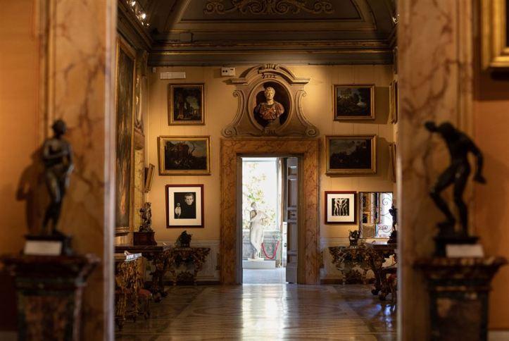 Mapplethorpe Gallerie Nazionali di Arte Antica (2)