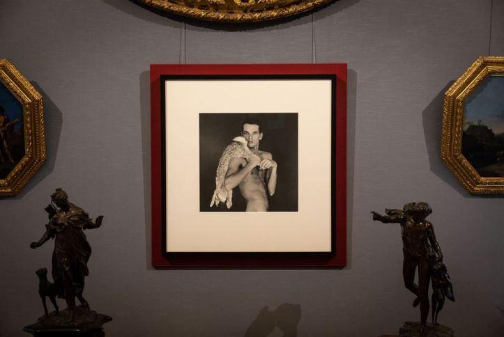 Mapplethorpe Gallerie Nazionali di Arte Antica (4)