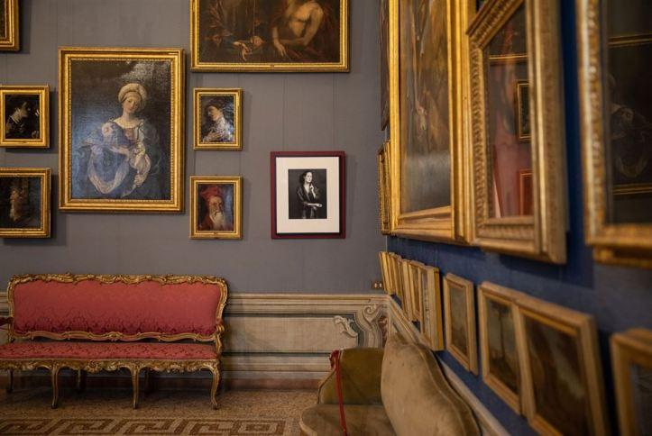 Mapplethorpe Gallerie Nazionali di Arte Antica (7)